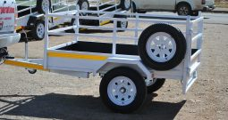 TRAILERS WE MANUFACTURED (BUILD)